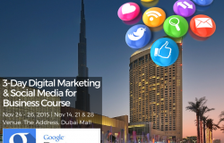 3-Day Digital Marketing & Social Media for Business Course