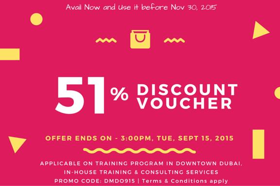 51% Discount Voucher