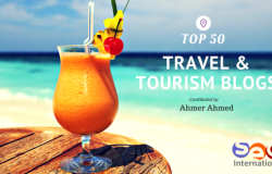 Top 50 Travel & Tourism Blogs