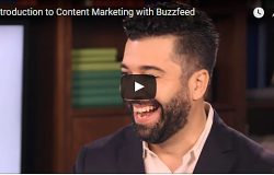 Introduction to Content Marketing with Buzzfeed | 22-Minute Video