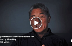 """How to Innovate"" by Guy Kawasaki"