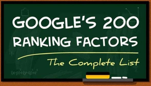Dubai SEO 2014: SEO Basics + Google's 200 Ranking Factors