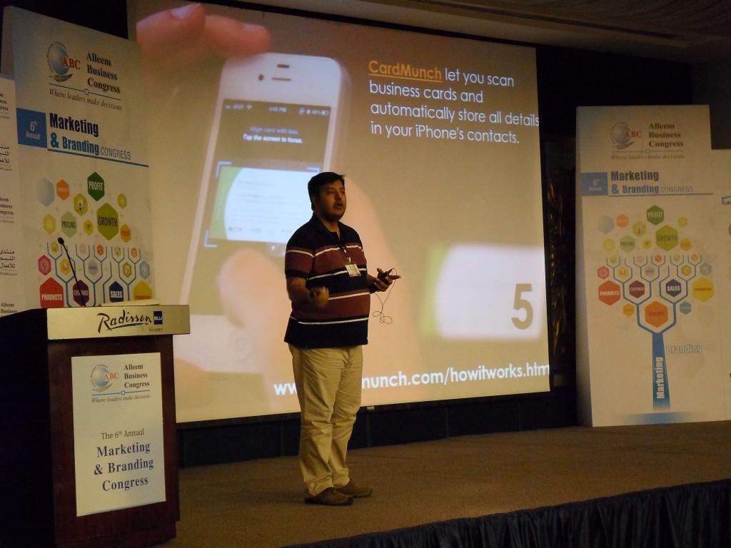 6th Annual Marketing Branding Congress by Alleem Business Congress (12)