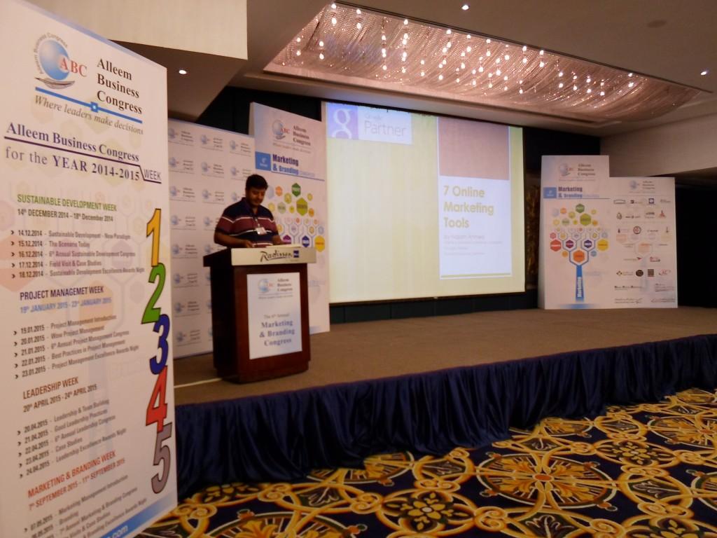 6th Annual Marketing Branding Congress by Alleem Business Congress (7)