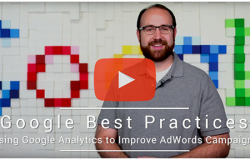 Using Google Analytics to Improve AdWords' Performance