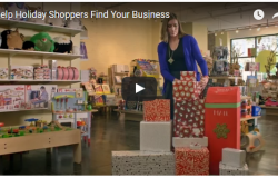 Help Holiday Shoppers Find Your Business