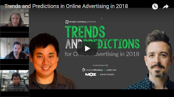 Online Advertising 2018: Trends & Predictions