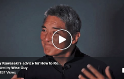 """How to Rock a Panel"" by Guy Kawasaki"
