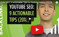 YouTube SEO by Brian Dean