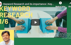 [Videos] 6-Step Process for Keyword Research