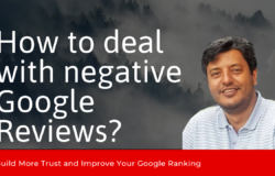 How to delete a negative or bad Google Review?