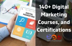 140+ Free Digital Marketing Courses and Certifications 2021